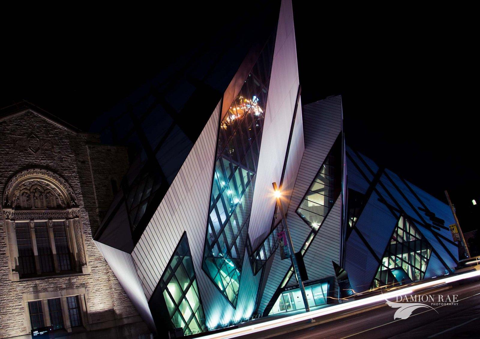 Toronto Nights:  Toronto Landmarks at Night