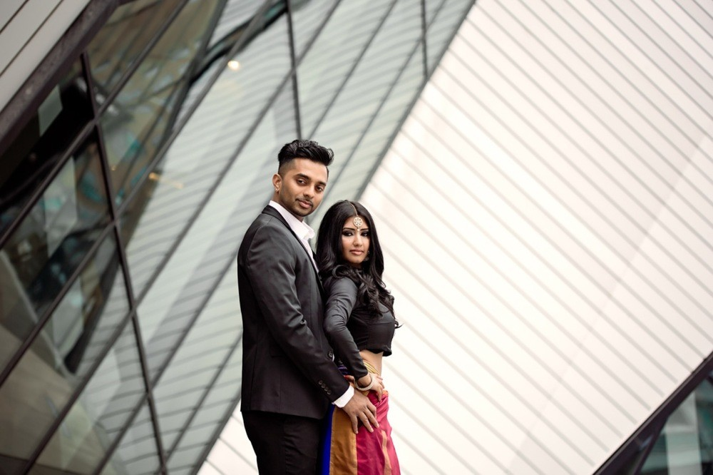 Bloor Yorkville engagement Bloor Street engagement photographer