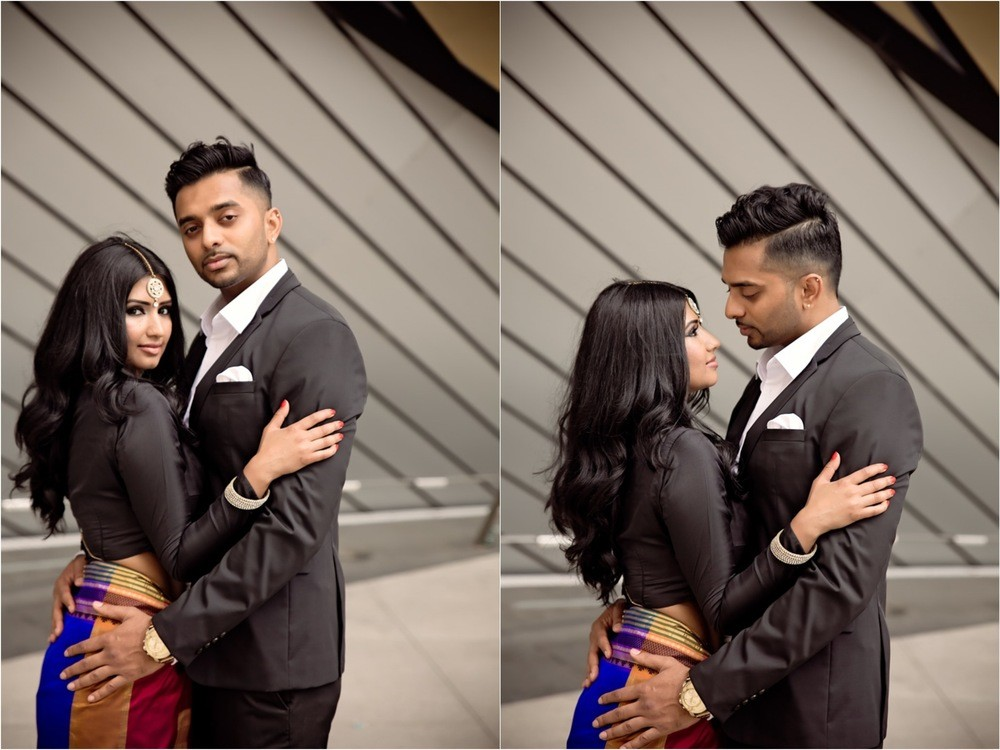Bloor Yorkville engagement Toronto engagement photographer