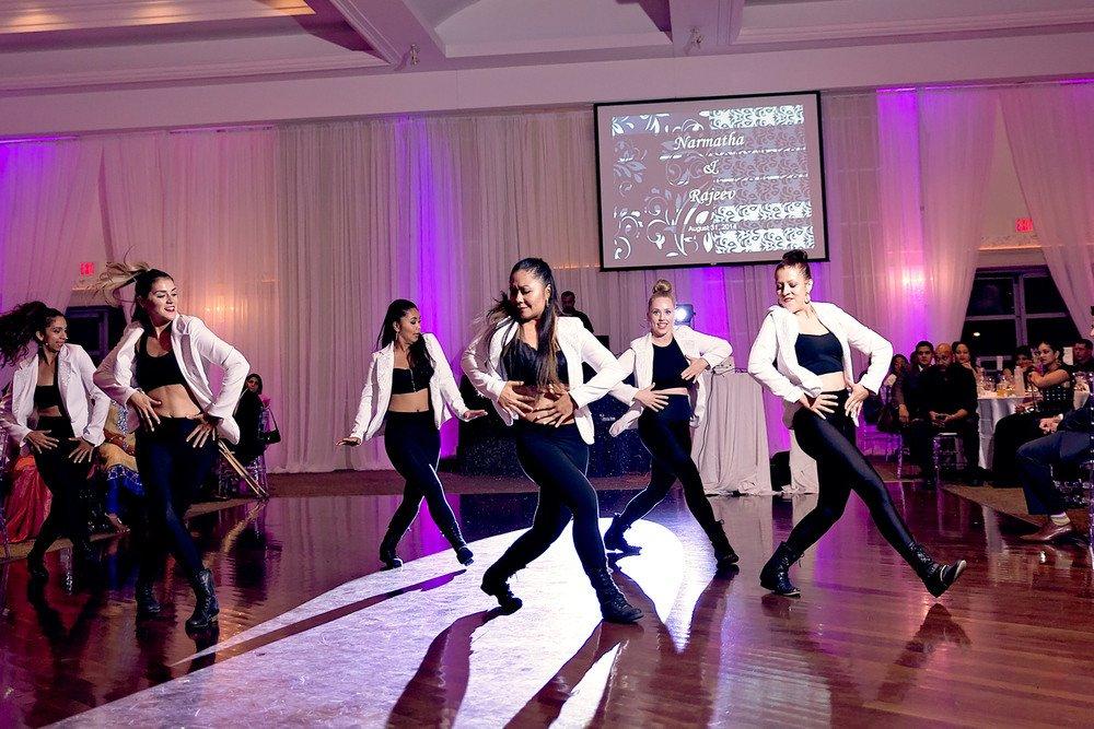wedding dancers tamil wedding reception Brighton Convention & Event Centre toronto wedding photographer