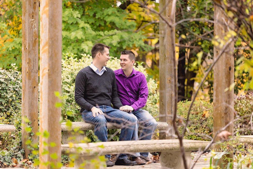 fall engagement North York Engagement Toronto engagement photographers
