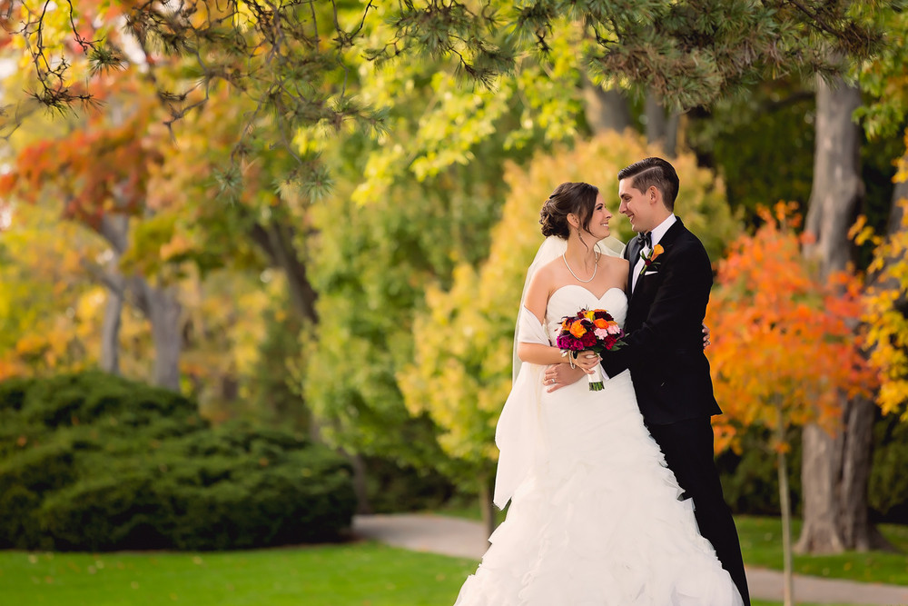 bride and groom portrait Paletta Mansion Burlington