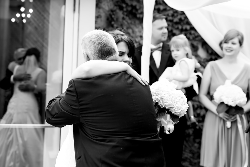 wedding party wedding ceremony Otellos Centre Oakville Wedding toronto wedding photographer