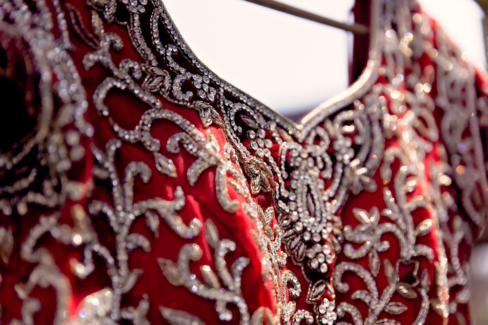 cultural wedding dress Gursikh Sabha Scarborough toronto wedding photographer