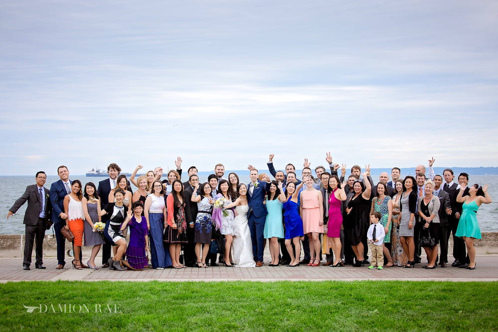 Spencer's at the Waterfront Burlington Chinese Wedding Photographer