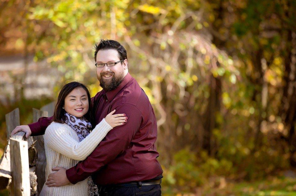 Stephanie & Branden: Balls Falls – Niagara Region Engagement