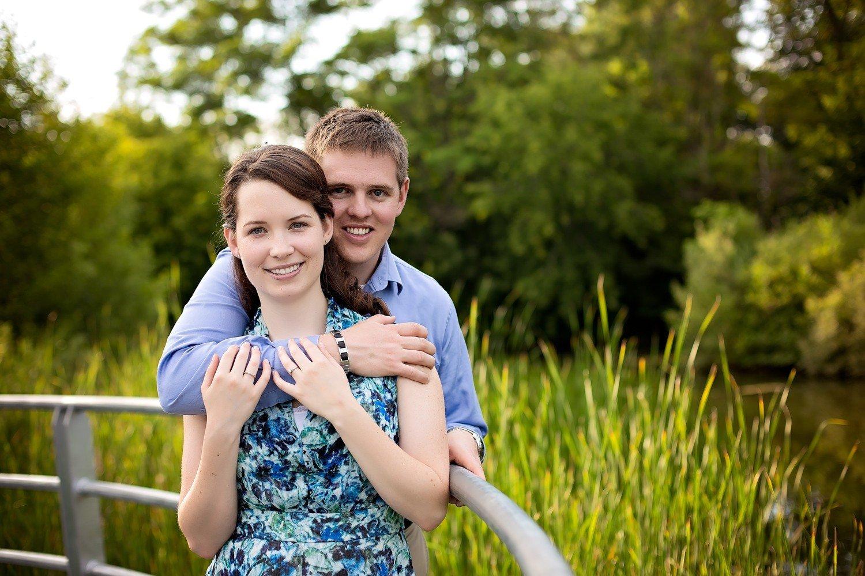 005 - Toronto - Ontario - Michelle & John- Colonel Samuel Smith Park Engagement