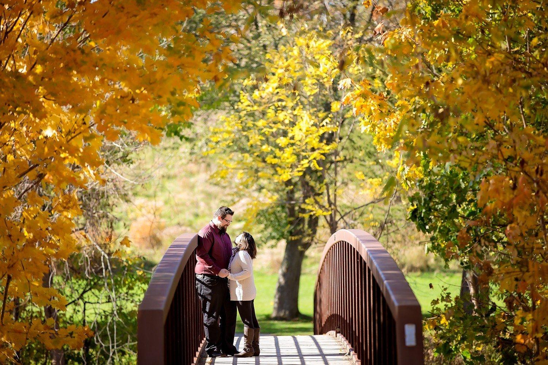 006 - Niagara County - Ontario - Stephanie & Branden- Balls Falls - Niagara Region Engagement