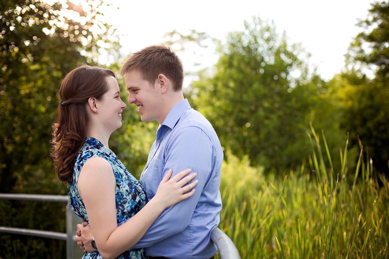 006 - Toronto - Ontario - Michelle & John- Colonel Samuel Smith Park Engagement