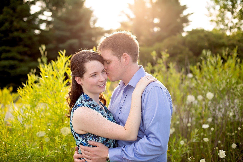 009 - Toronto - Ontario - Michelle & John- Colonel Samuel Smith Park Engagement