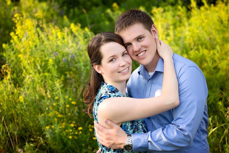 011 - Toronto - Ontario - Michelle & John- Colonel Samuel Smith Park Engagement