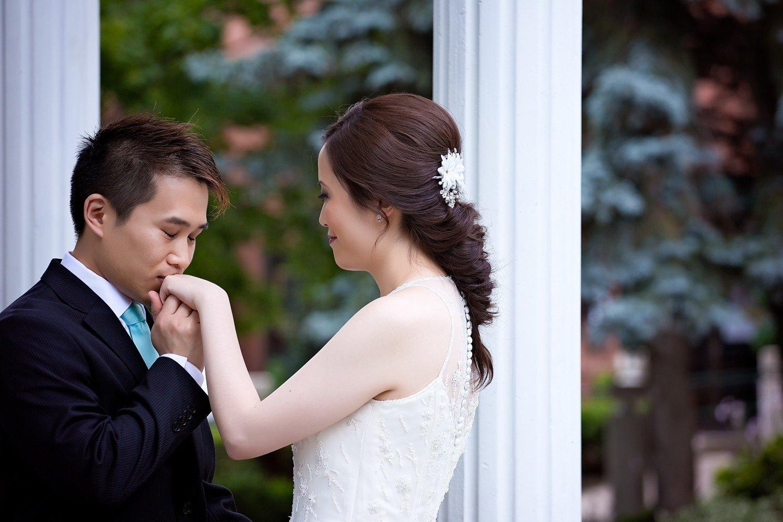 019 - - - Elaine & Boon-Hau- Columbus Centre Toronto Wedding