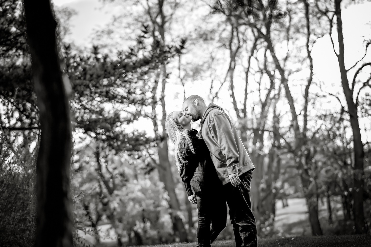 Toronto engagement photographers Battlefield Park Engagement, Stoney Creek Hamilton engagement locations Toronto
