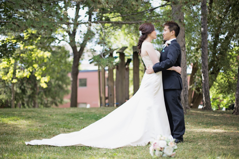 046 - - - Elaine & Boon-Hau- Columbus Centre Toronto Wedding