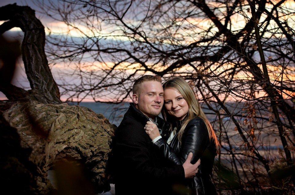 Vanessa & Randy | Rotary Park Engagement |Ajax