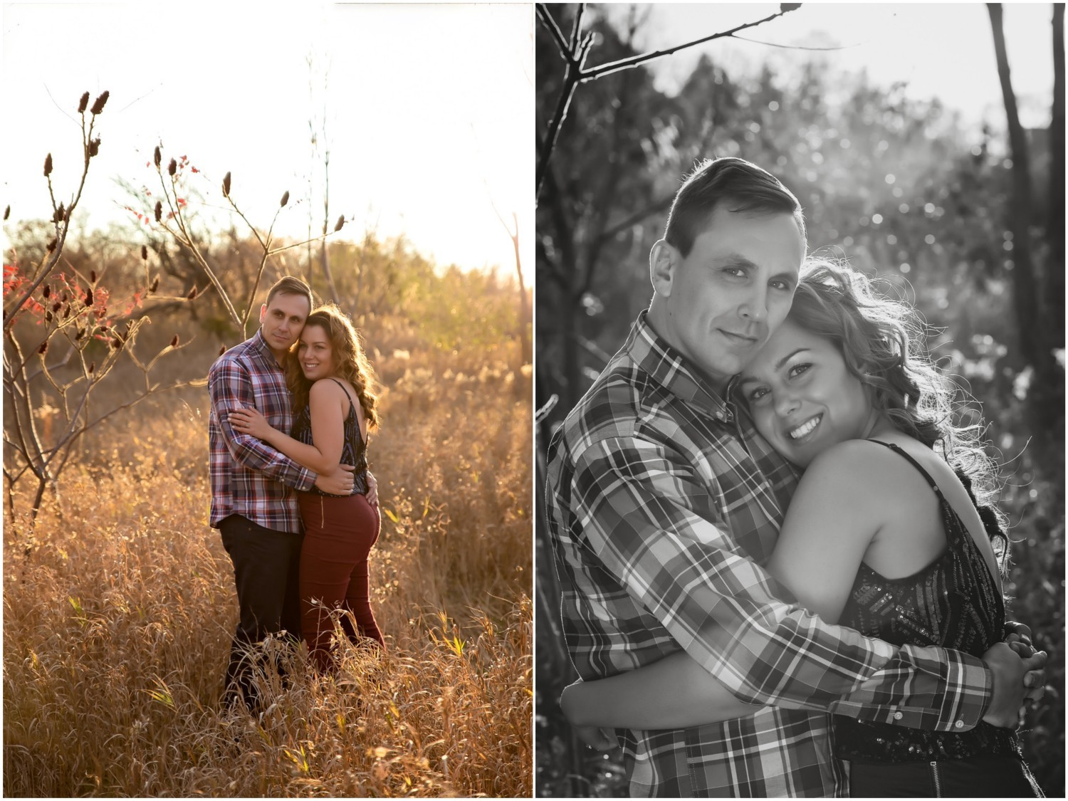 Scarborough Bluffs Engagement Photographer Toronto Fall