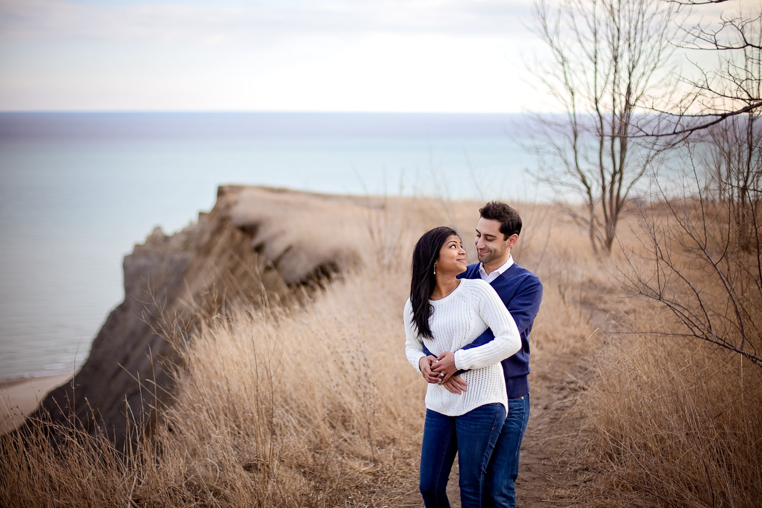 Scarborough Bluffs Engagement Toronto Wedding Photographer