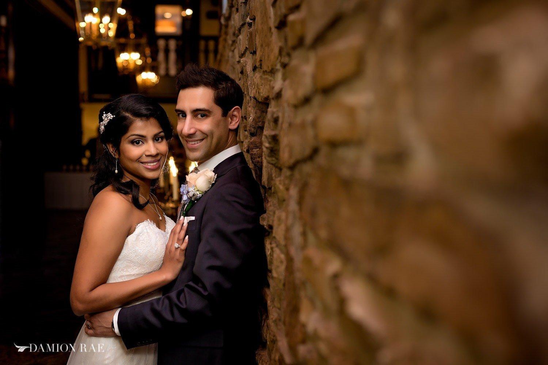 Rita & Chris | Old Mills Inn Wedding | Toronto
