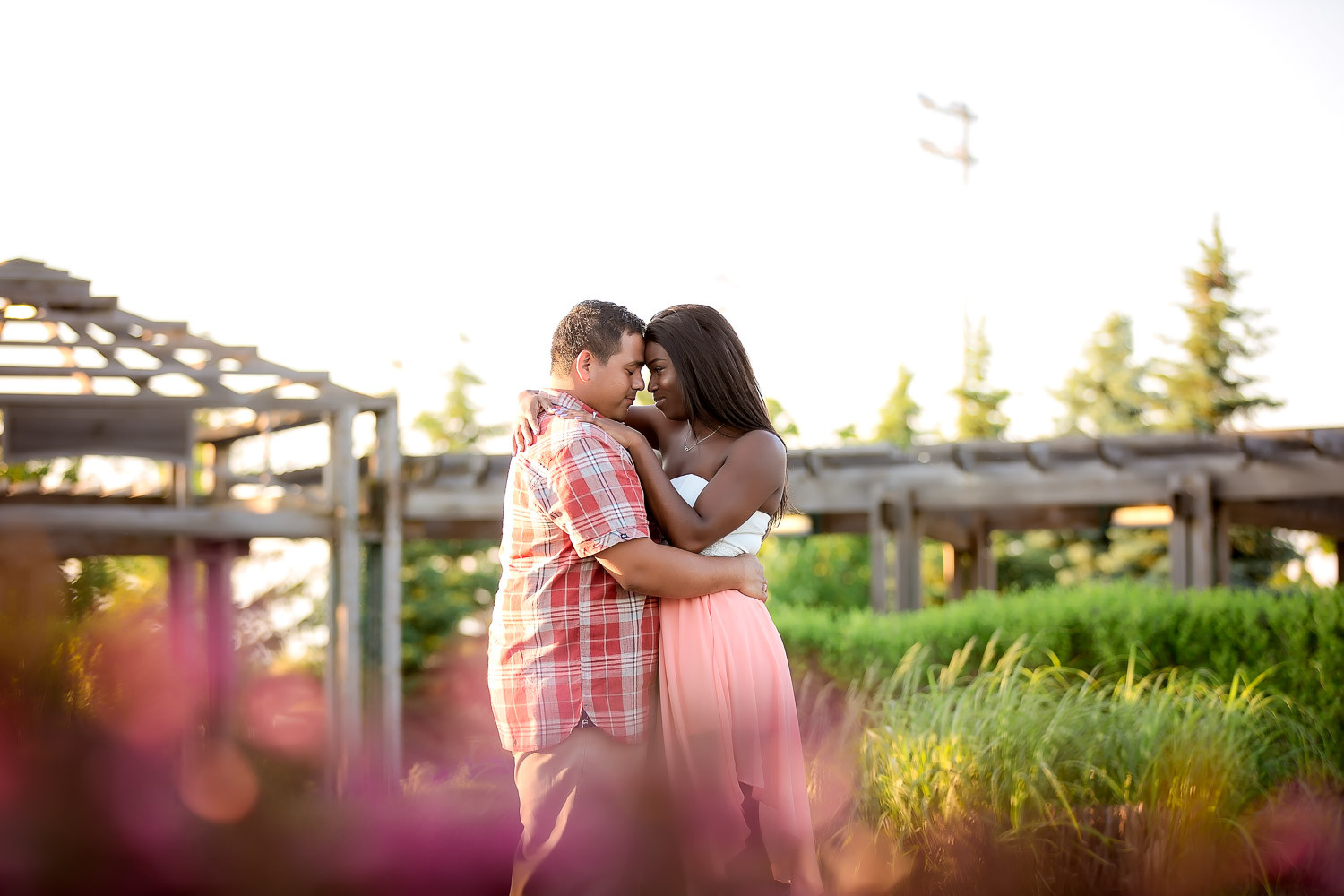 Janielle & Moises | Richmond Green Engagement | Richmond Hill
