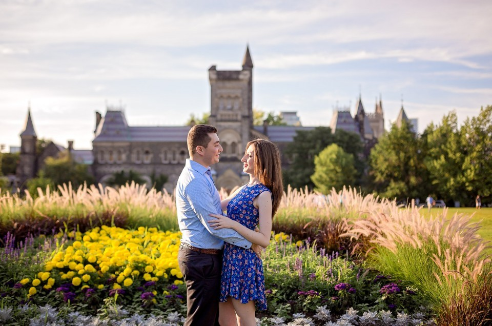 Zohar & Dmitry | University of Toronto Engagement | Toronto