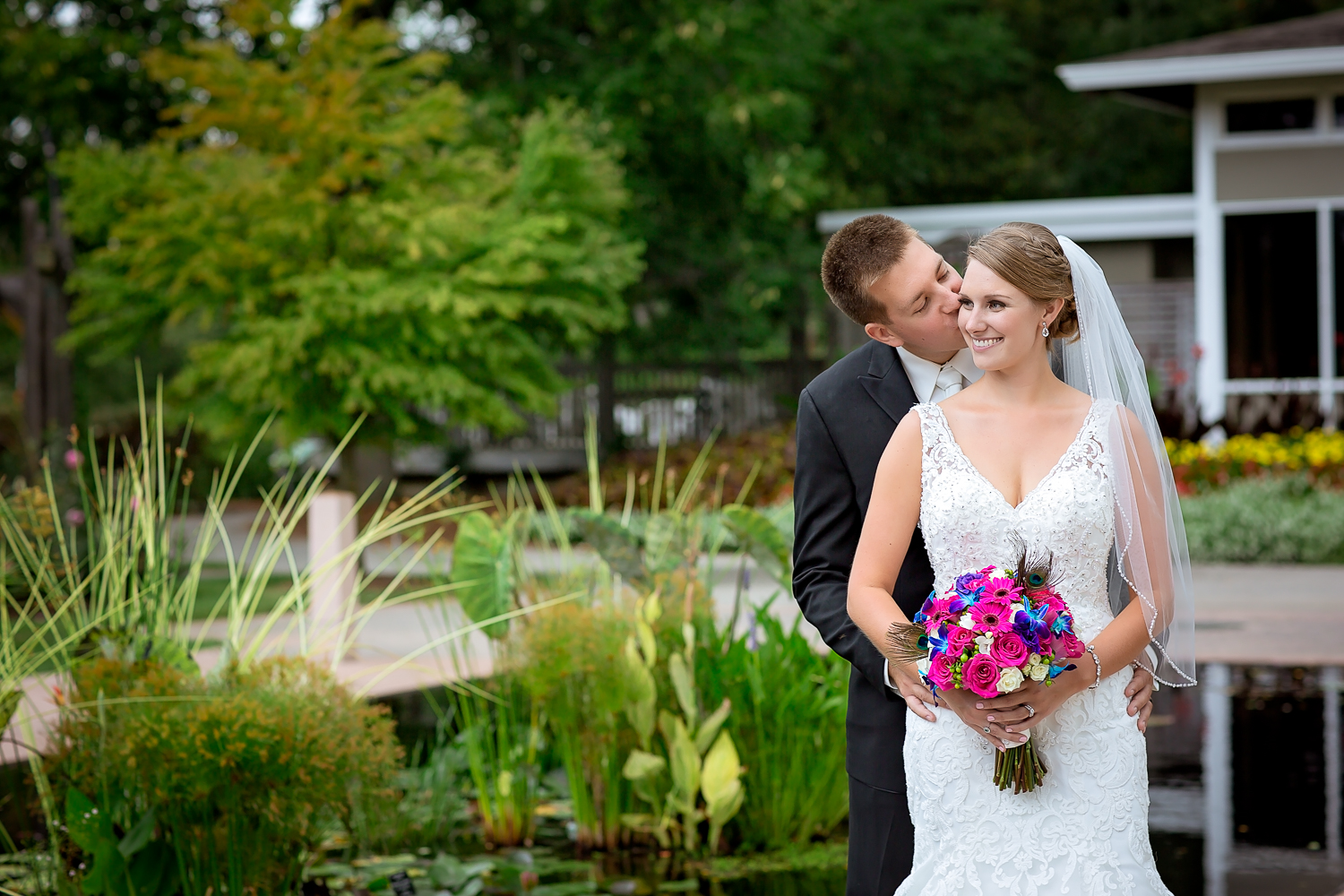 Emma & Blair | Royal Botanical Gardens Wedding | Burlington