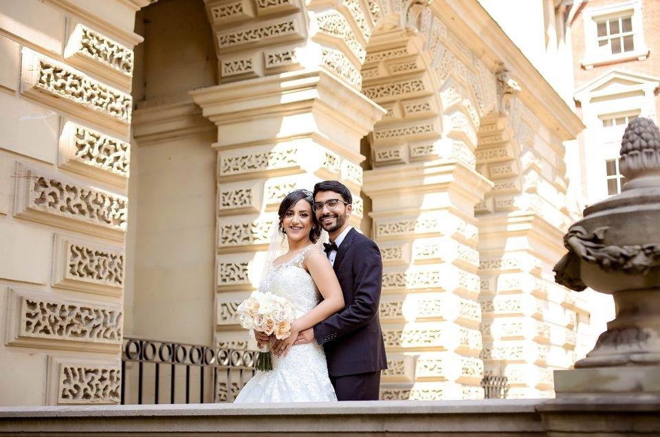 Nour & Saad: Osgoode Hall & Paradise Banquet Hall Wedding